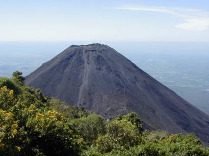 centroamerica volcan:
