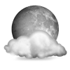 Medio nublado